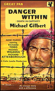 Image result for the danger within michael gilbert